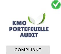 kmo-portefeuille audit compliant